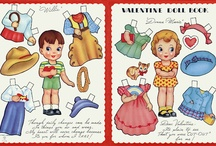 Dolls - Sewing, Furniture Patterns, Ideas / by Julia Timmons