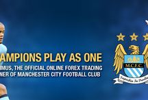 Manchester City FC Sponsorship / FXPRIMUS is the Official Online Forex Trading Partner of Manchester City Football Club!