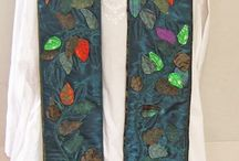 Liturgical or Clerical Stoles and Vestments / Interesting and unique stoles...either because of the techniques, materials, or special features.