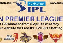 Indian Premier League 10 - 2017 betting tips