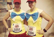 ideas for disney run costume / by Randi Damp