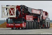 XXL Kran und Transport / Schwer- und Sondertransporte