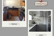 Before & After / Watch us transform beautiful spaces into beautiful places.