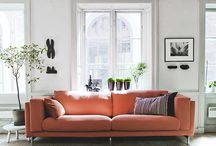 decorating with the colour of the year