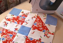 Red, White & Blue quilt patterns