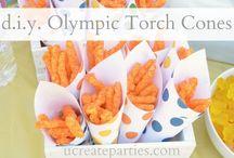 Olympics / by Hannah Nielsen