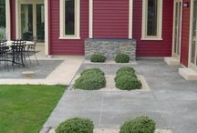 Landscape Patio / by Wooden Diamond