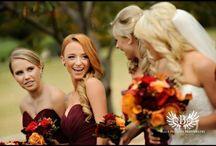 Real wedding -maroon theme / by Amanda Herner