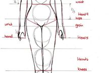 how to draw human figure