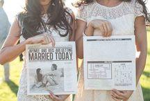 karen and bills wedding