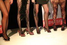 Hosiery Fashion Show / #hosiery #stockings #leggings #sexy #tights #firehosiery