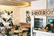 Season / Restaurant Paris 3ème 1, rue Charles-François Dupuis
