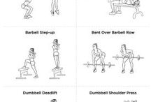 Fitness / Fitness workouts