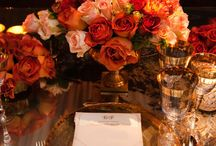 Wedding Centrepieces & Tablescapes | Eloquent Weddings & Events / Table Centrepiece ideas for weddings and events