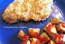 !!Pork Recipe Mosaics / Pork Recipes