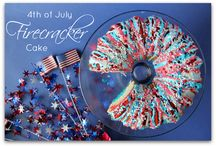Proud to be an American / Patriotic food, attire, decor, projects