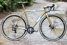 Cycling / Cool Bikes / Road, Cyclocross (CX), Gravel, Adventure, MTB, Vintage  Fixie and comuter... great colours, super paint jobs, beautiful detail!