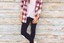 2. CONVERSE Outfit