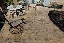 Walk out patio ideas / by Tara Kaysen