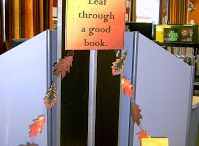 fall displays library