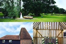 Darling Buds Farm / Proud owner of the Darling Buds Farm, once the location for the Darling Buds of May TV show! Now it's the perfect venue for events, get-aways and especially weddings.