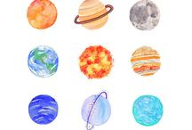 Grade 4.1 Cycle 6-9 (Planets)