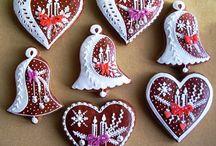 krásné vánoční perníky-návrhy