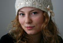 Şapka / knit  crochet hat