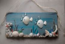 Shells Art