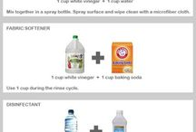 Cleaning tips/solutions