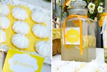 YOU ARE MY SUNSHINE BABY SHOWER / Baby shower ideas for a You Are My Sunshine theme / by Erin Carroll @ Blue-Eyed Bride