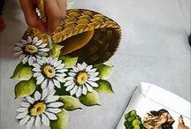 Obrazy / Umenie farieb a tvarov.