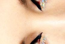 the glitter is my life..