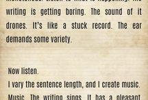 Writing - Sentences