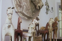 Wooden Horses/Rocking Horses