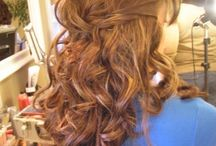 Hairstyles / From dressing up, hair styles, for casual or elegant events.  / by Melissajpeters Peters