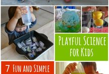 Kids, crafts and education / Ideas I want to try
