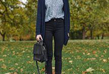 Ubrania na jesień/zimę