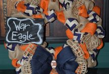 war eagle! / by Laura Liverman