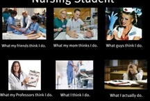 When I grow up to be a nurse.... / by Jennifer Vetter