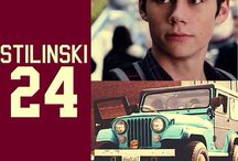 Stiles and his jeep