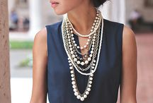 Necklace outfit