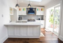 White Kitchens / Transform your kitchen today! http://www.granitetransformations.com/
