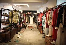 Milan Vintage store
