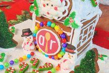 2016 Allstar Gingerbread House Creations