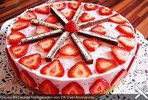 Erdbeer-Party / Rezepte, Deko, etc.