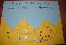 Sunday School / by Tiffany Johnson
