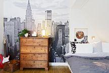 Big Kid Rooms / by Kimberly Senn