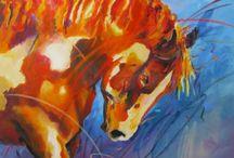 Horse Art / by Ann Finnegan
