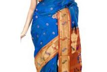 Saree beautiful fabric